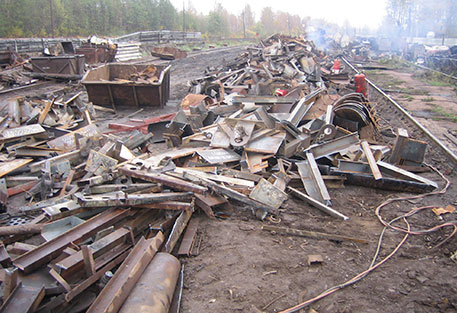 Прием цветного металла выборге где сдать металлолом в Курьяново